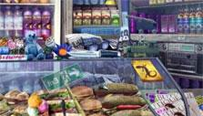 Grocery store in Secret of the Pendulum