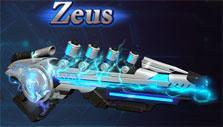 Zombies Ate My Pizza: Zeus
