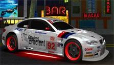 Rush Racing: Customized car
