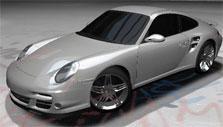 Pfister 911 Turbo in Rush Racing