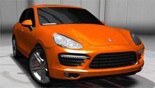 Rush Racing: Cayenne Turbo