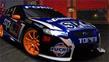 Ford Falcon FPV in Rush Racing
