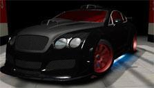 Rush Racing: Bentley Continental GT Platinum