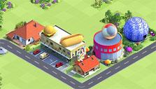 Small town in Landlord