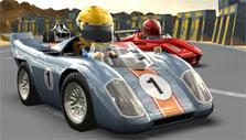 Lowrider in Kart World 3D