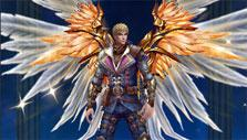 Cool wings in Magerealm