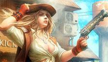 Gunslingers: Scout class