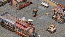 Gunslingers: Trade area map