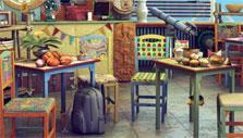 The Secret Society: Food shack