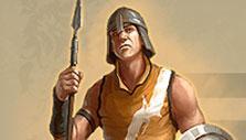 Light spearman in Imperia Online