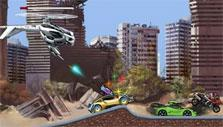 Robo Racing: Racing