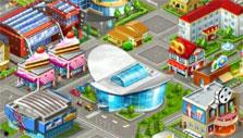 Airport City: Commercial hub