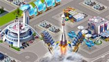 Airport City: Going to space