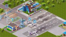 Airport City: Airport runway