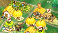 Farming village in The Tribez