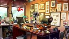 Office in The Lost Detective