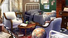 Patient's room in The Lost Detective
