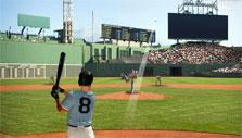 Homerun in WGT Baseball: MLB
