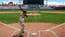 Batting in WGT Baseball: MLB