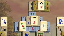 Castle layout in Royal Mahjong