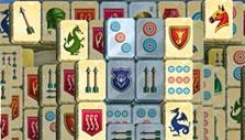 Royal Mahjong: Medieval themed tile set