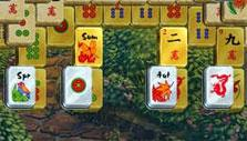 Gold tiles in Royal Mahjong