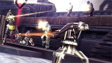 Turret in Shadowgun: Deadzone