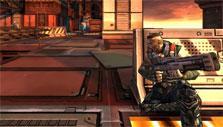 Taking cover in Shadowgun: Deadzone
