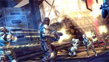 Shadowgun: Deadzone: Enemies surrounded