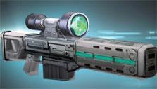 Annihilator in Shadowgun: Deadzone