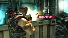 Shadowgun: Deadzone: Shooting from behind cover