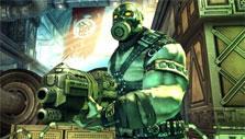 Assassin skin in Shadowgun: Deadzone
