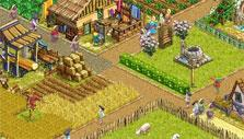 Lively farm in My Little Farmies