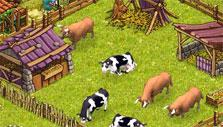 My Little Farmies: Cows