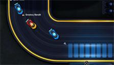 Boost pad in Supercar Showdown