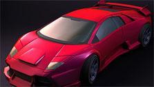 Supercar Showdown: Azure 2000 GTS