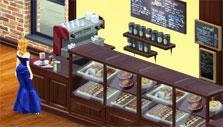 City Girl Life: Coffee shop