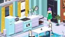 Kitchen in City Girl Life