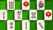 Mahjong Towers: lanterns