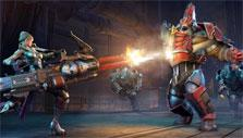 Skyforge: Dungeon-based questing