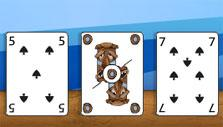 Tournament match in Sunset Solitaire 2