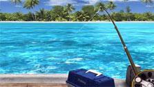 Fishing Paradise 3D: Tropical fishing