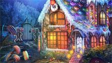 Candy house in Dark Parables