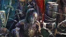 Dark Parables: Mountain king emblem