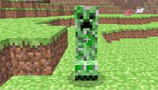 Minecraft: Explosive creeper