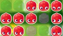 Jelly Splash: Super long chain