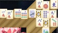 Castle in Mahjong Towers Eternity