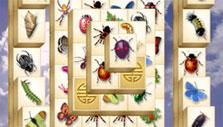 Mahjong Towers Eternity: Insect tile set