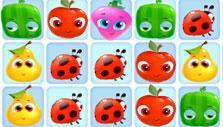 Fruity Jam Adventures: Ladybug