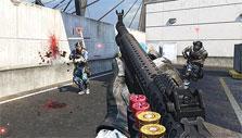 Shotgun in Metro Conflict